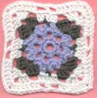 250 different Granny Square Patterns