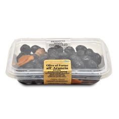 IT   OLIVE NERE ESSICCATE AL FORNO: tipica ricetta di castel madama, olive essiccate al forno e condite con olio...  EN   CASTEL MADAMA BLACK OVEN DRIED OLIVES: dried olives with a separate taste from the similar moroccan sun-dried olives. ficacci oven-dried olives have a smooth toasted fleshy aroma.  http://www.ficacci.com/scheda.asp?id=462&idgamma=57&categ=prodotti