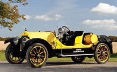 c. 1918 Cadillac Model 57 Raceabout | Aalholm Automobile Collection 2012 | RM AUCTIONS