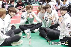 "[Picture] BTS at 2016 ""Idol Star Athletics Championships"" Chuseok Special part 6…"