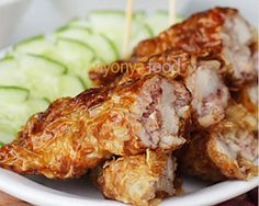 Loh Bak Recipe (Five-Spice Pork Roll/卤肉) | Easy Asian Recipes at RasaMalaysia.com - Page 2