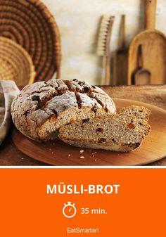 Gesundes und leckeres Brot selber backen :)