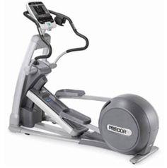 Precor EFX 546i Experience Rear Drive Elliptical Trainer