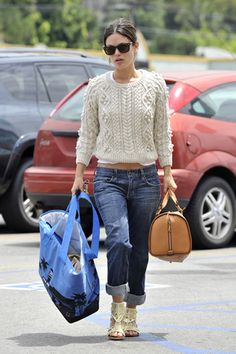 Rachel Bilson... i want everything in her closet. thanks. (those jeans, stat)