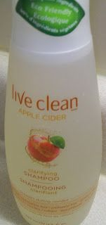 Premium Product Reviews : Live Clean APPLE CIDER clarifying SHAMPOO