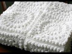Resultado de imagen para free crochet patterns for christening blankets