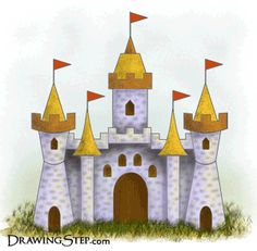 Google Image Result for http://www.drawingstep.com/image-files/cartoon-castle.gif