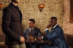 We offer the finest men's custom-tailored suits, dress shirts, and bespoke clothing in Chicago and San Francisco. Blind Barber, Custom Tailored Suits, Bespoke Clothing, Bespoke Suit, Sport Coats, Fine Men, Perfect Fit, Clothes, Outfits