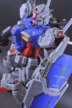 GUNDAM GUY: PG 1/60 RX78-GP01 Gundam GP01 - Customized Build