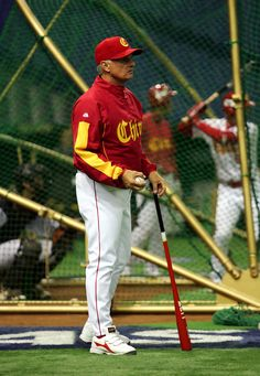 Terry Collins Manager China WBC World Baseball Classic, Wbc, China, Baseball Cards, Sports, Hs Sports, Sport, Porcelain