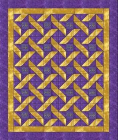 crown royal quilt images | Crown Royal crafts / quilt pattern