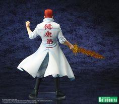 Kotobukiya Unveils Yu Yu Hakusho Kazuma Kuwabara ARTFX J Statue