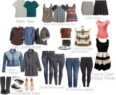Plus Size College Essentials by cupcakescocktails featuring lace flats  So this is something that I wish I'd had when I was going away to college. My situation was a little different than most people's: I was a sophomore before I moved onto campus, and my house was only 5 minutes down the street. But basically, it was a last minute thing where I threw whatever clothes were clean into an empty laundry basket and brought them to school with me.
