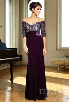 Mother of the Bride DressEvening Dress by TERANI1160Glamorous Lady!