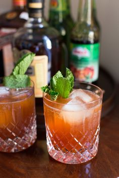 Cocktail Recipe: The Pomegranate Storm