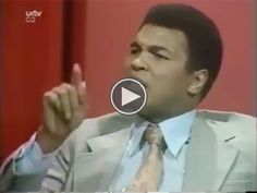 Watch Muhammad Ali Blast This Reporter About Hollywood's Persistent Use of Negative Images of Black People