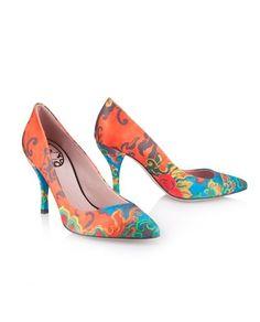 Voglia di Zeppe con la Collezione di Scarpe Fornarina estate 2014 scarpe  Fornarina primavera estate 2014 f015dbd9a68