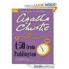 4:50 from Paddington by Agatha Christie a Miss Marple mystery