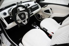 2011 Brabus Ultimate Electric Drive Smart ForTwo Convertible