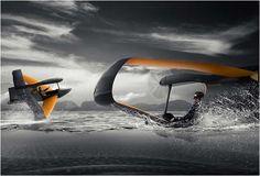 FLYNANO | SINGLE SEATER MINI HYDROPLANE $36000