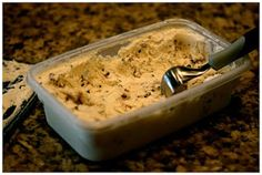 My Life as a Mrs. » Chocolate Chip Cookie Dough Ice Cream