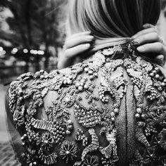 Eye for detail - embellished - monstylepin #fashion #style #embellished #outfit #trend