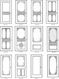 Templates Tooth Fairy Doors And Diy Dollhouse On Pinterest