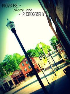 Downtown Waynesville