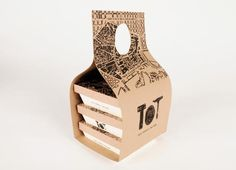 Take Away Food Packaging Design - Now this I like! #food #packaging