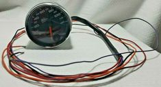"""Auto Meter Speedometer Gauge 19340; Pro-Cycle 0 to 120 MPH 2-5/8"""" Electrical  #AutoMeter"""