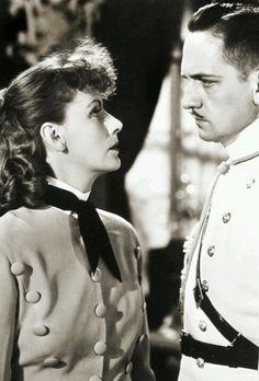 Fredric March & Greta Garbo: Anna Karenina e Alexej Vronskji