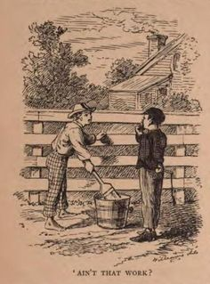 """Part trickster, escape artist, and one lucky fellow: """"The Adventures of Tom Sawyer"""""""