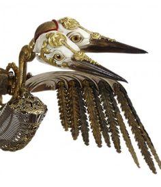 Steampunk - A Curious Menagerie of Hybird Creatures - by artist Jessica Joslin