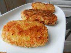 Croquettes de Pommes de Terre, Jambon/Fromage