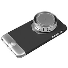 Amazon.com: Ztylus Metal Series Camera Kit with Case and 4-in-1 Lens for iPhone 6 Plus - Retail Packaging - Black: Cell Phones & Accessories Vr Camera, Must Have Gadgets, 4 In 1, Dashcam, Retail Packaging, Cell Phone Accessories, Cameras, Iphone 6, Lens