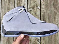 "brand new 78afe 90250 Best Sneakers   Oto pierwsze zdjęcia Air Jordan 18 ""Cool Grey"" Best  Sneakers,"