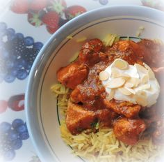 Chicken Curry - The English Kitchen