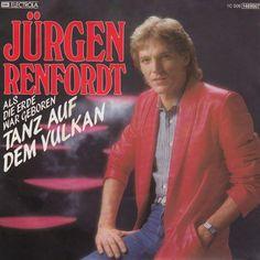 """""""Als Die Erde War Geboren (Tanz auf dem Vulkan)"""". Performed by Jürgen Renfordt. German National Final 1984"""
