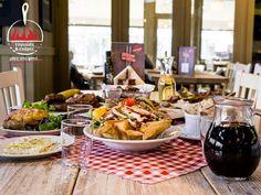 Για να ξεκινήσει καλά η εβδομάδα, πρέπει να έχει Τηγανιές & Σχάρες! 😉😋  💻 www.tiganiesdelivery.gr  📍Καυταντζόγλου 12, έναντι ΕΡΤ3 📍Κατούνη 3 Λαδάδικα  #ΤηγανιέςΣχάρες #μπες_στο_ψητο #αγαπαμε_το_κρεας #Ψητοπωλείο #Θεσσαλονίκη #Καυταντζόγλου #Λαδάδικα Table Settings, Place Settings, Tablescapes