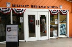 Fishermen's Village in Punta Gorda, Florida has a free 2500 square foot Military Heritage Museum where visitors can view thousands of military artifacts and memorabilia.