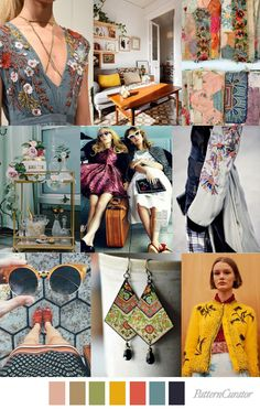 NEW VINTAGE – Pattern Curator