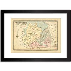The Glebe - Circa 1886. $25