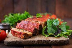 Easy Glazed Meatloaf