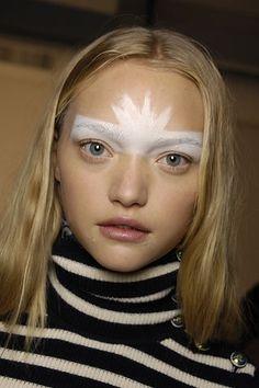 Pat McGrath: Beauty Notes - Pat McGrath's most memorable catwalk beauty looks |Tribal inspiration