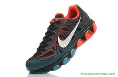 7056587-214 Mesh Preto Laranja Jade Nike Air Max Tailwind 7 Masculino chuteiras para vender
