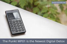 The Punkt MP01 is the Newest Digital Detox Gadget - Gadget Advisor