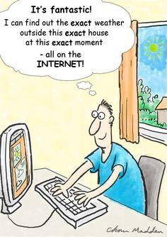 Computer Cartoons