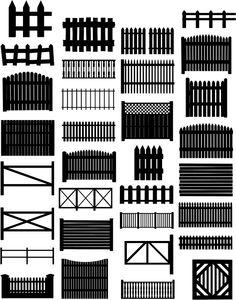 Fence Design - Google Search