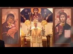 "The Trisagion (""Holy Mighty"") - sung in an Antiochian Orthodox Church"