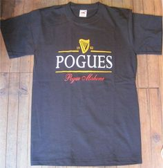 POGUES Tシャツ POGUE MAHONE